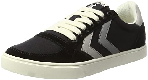 Sl Stadil Canvas Lo, Unisex Adults Low-Top Sneakers Hummel