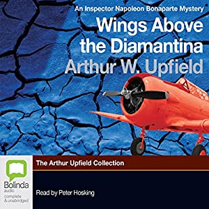 Wings Above the Diamantina Audiobook