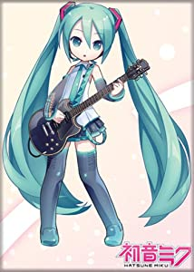 "Ata-Boy Hatsune Miku iXima 2.5"" x 3.5"" Magnet for Refrigerators and Lockers"