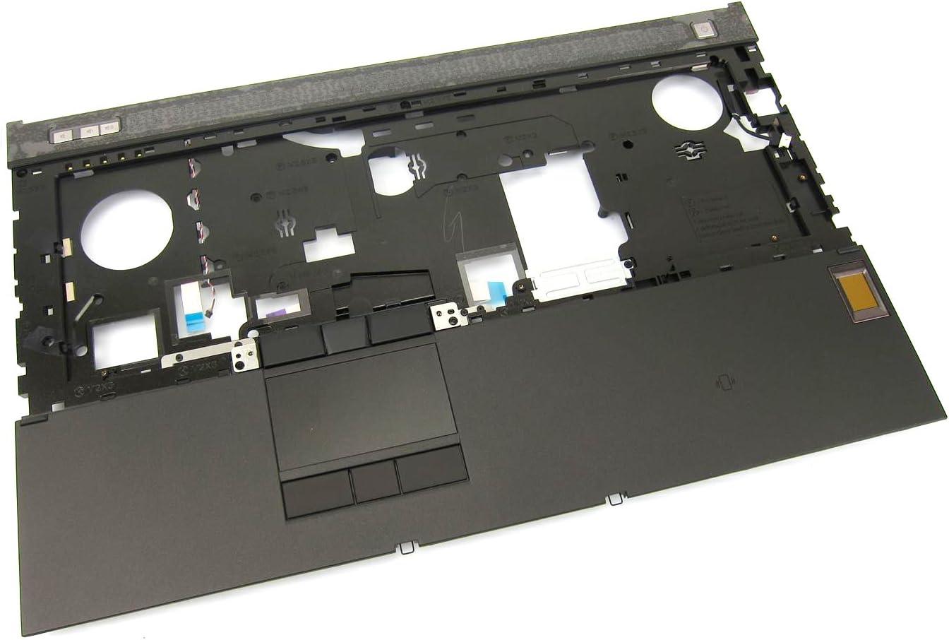 New Dell Precision M6700 laptop Palmrest Touchpad W/ Print Reader - 79VKJ