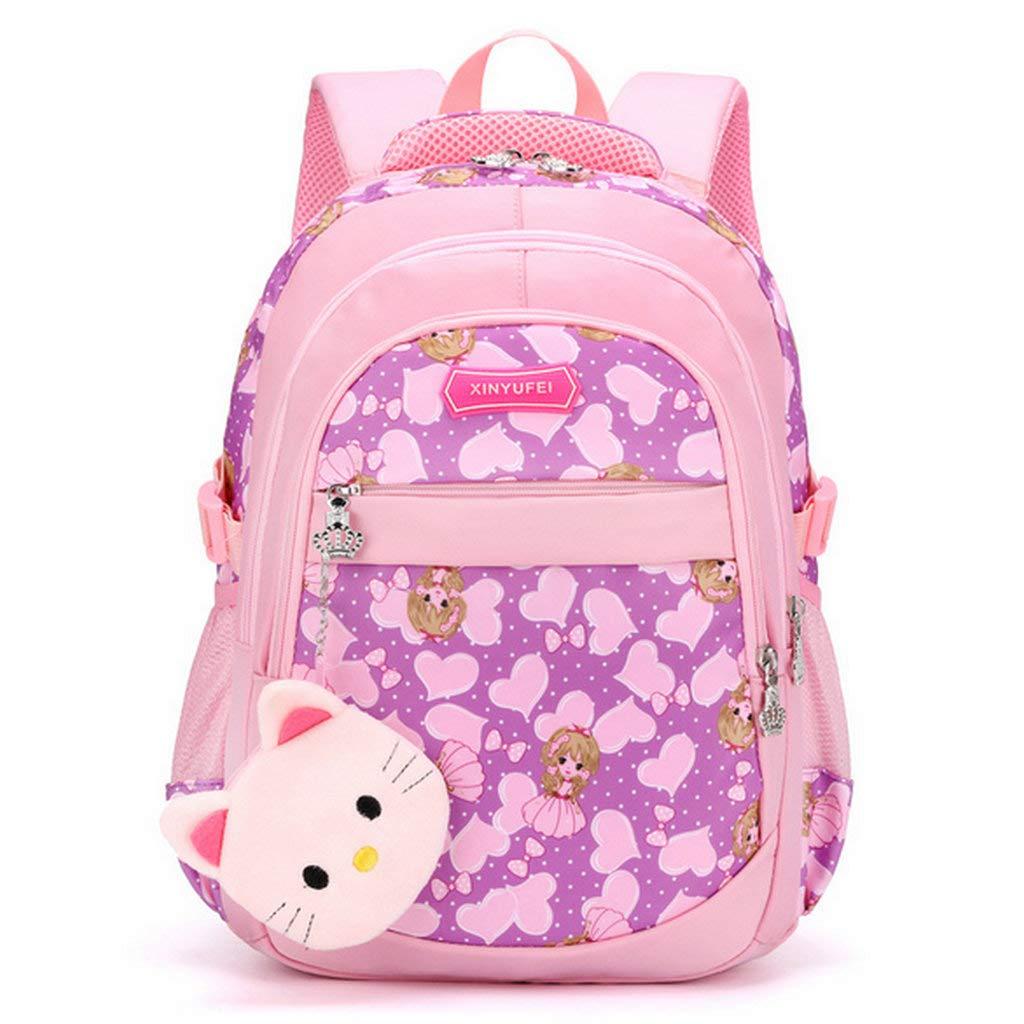 Studentenrucksack, Anime nette Mädchen druckte Rucksack