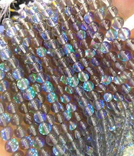Titanium Quartz Crystal Necklace - 6