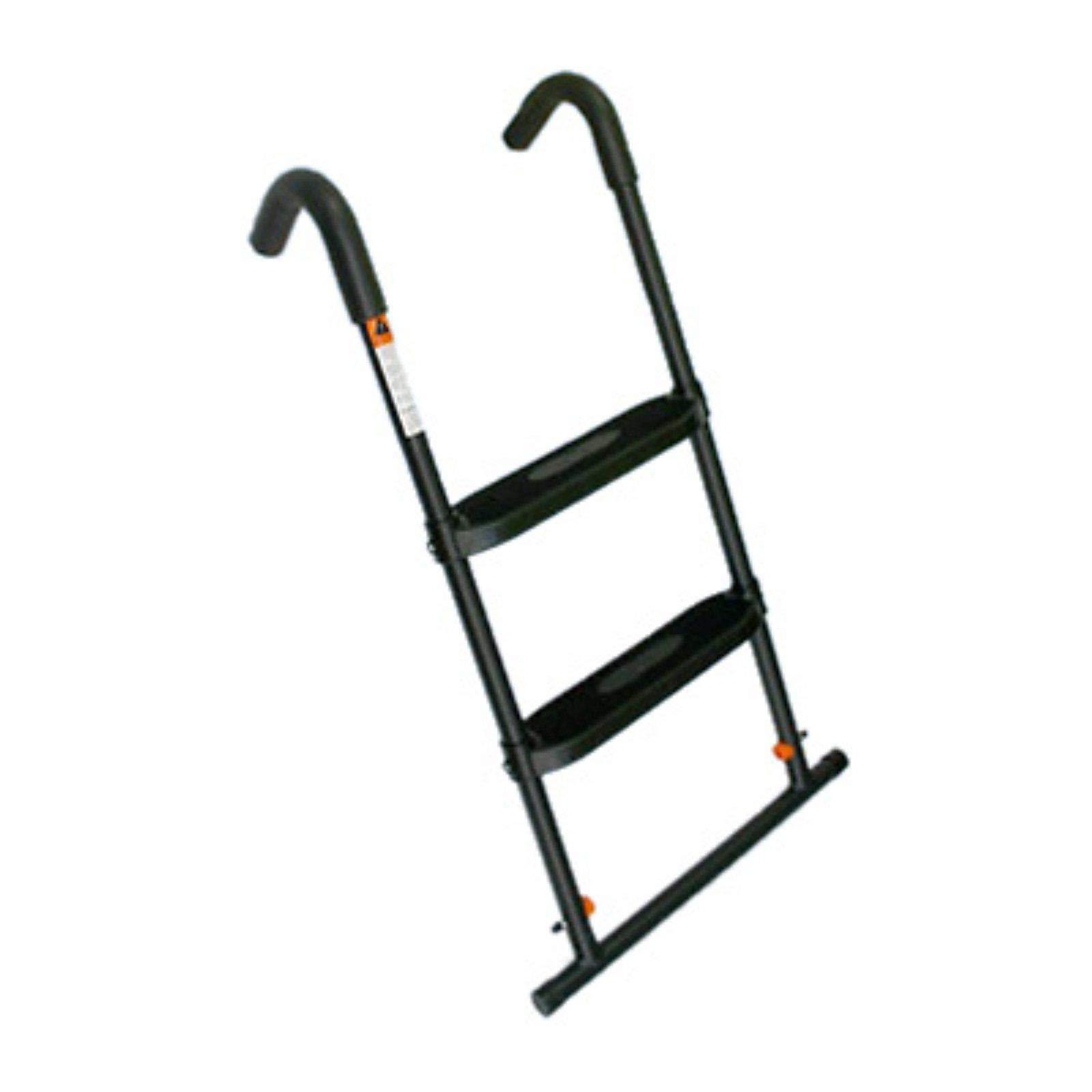 Aromzen 2 Step Surestep Trampoline Ladder