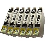 EPSON汎用インク ICBK50対応汎用インク ブラック6本