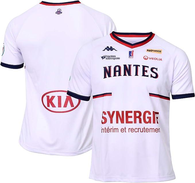 Nantes Basket Hermine Nantes - Camiseta Oficial de Baloncesto para ...