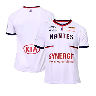 Nantes Basket Hermine Nantes - Camiseta Oficial de ...
