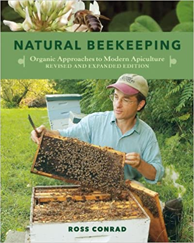 Livestock Supplies Textbooks, Education 2018 Second Edition Raising Honeybees Without Chemicals
