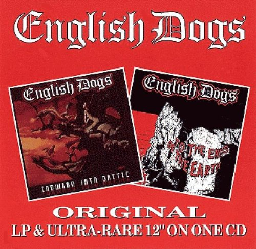 English Dogs: Forward Into Battle [Vinyl LP] (Audio CD)