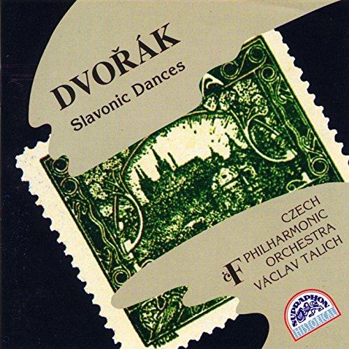 Dvořák: Slavonic Dances, Series Nos 1 & 2