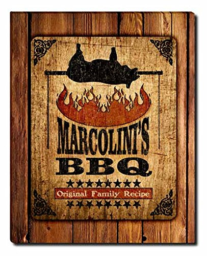 marcolinis-barbecue-gallery-wrapped-canvas-print