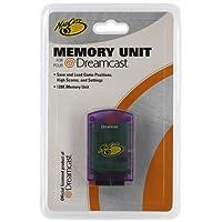 Dreamcast Memory Unit, colores surtidos