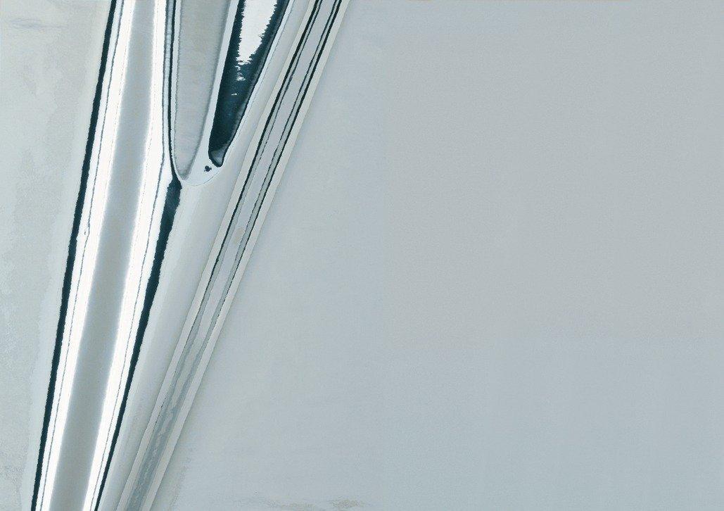 d-c-fix® Sticky Back Plastic (self adhesive vinyl film) Metallic High Gloss Silver 45cm x 1.5m 347-0003 Konrad Hornschuch AG F3470003