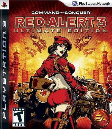 red alert 3 ps3 - 8