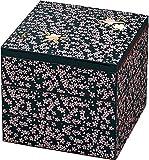 Miyabi Sakura Three-Stage 8.3inch Lunch Box