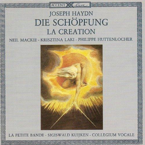 The Creation, Hob. XXI:2: Part I: Recitative: Und Gott sprach: Es bringe die Erde Gras hervor (And God said: Let all the earth bring forth grass) (Gabriel)