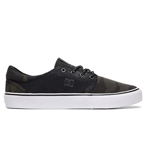 DC Shoes Trase TX Se Se, Baskets Basses Homme