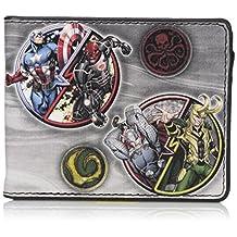 Buckle-Down Marvel Avengers Wallet Marvel Avengers Superhero/villain Po Accessory