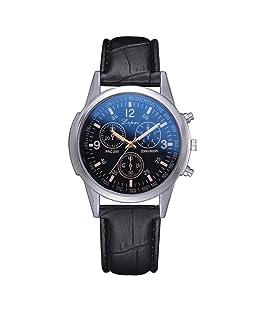 DamenUhren,Frauen Armbanduhren Analoge Uhren Damen Günstige Casual Analog Quarz DREI Sechs-Stift Uhr Luxus Armband Uhren Armbanduhr Frauen Damenuhren Leder Uhr Damen