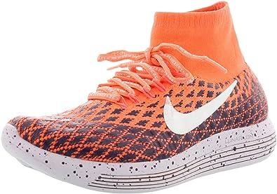 Nike 849665-800, Zapatillas de Trail Running para Mujer, Naranja (Bright Mango/Metallic Silver), 35.5 EU: Amazon.es: Zapatos y complementos