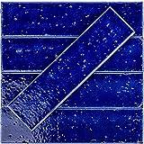 Urban Brick Replay Bushwick Blue (Sold by:BOX/4.63 SQ.FT.) URBBRKRPYBSWKBLU