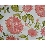 """Indian White Cotton Canvas Material 41"""" Wide Sewing Fabric Crafting By The Yard"""