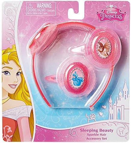 Disney Princess Anna Bin Sparkle Hair Accessory Set