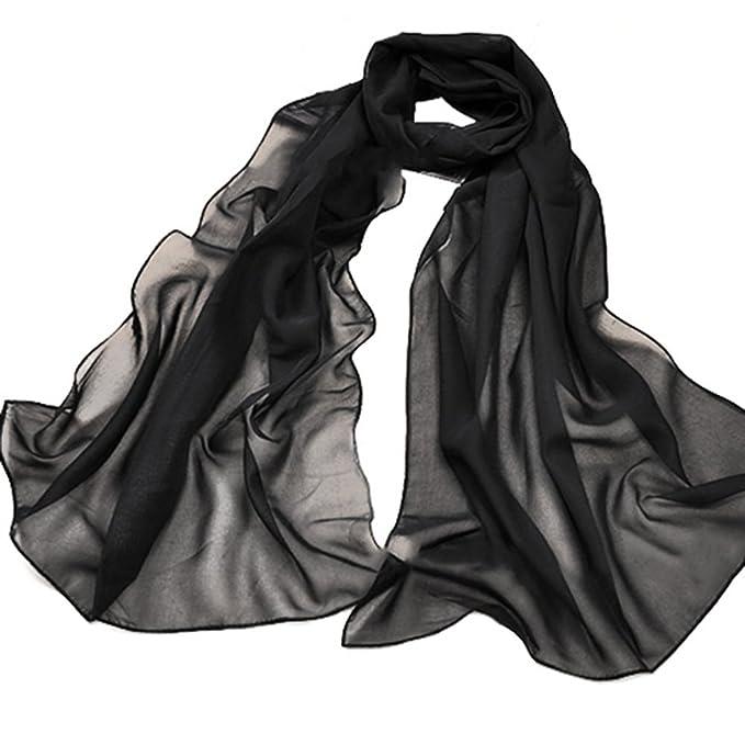 Schal zum abendkleid schwarz