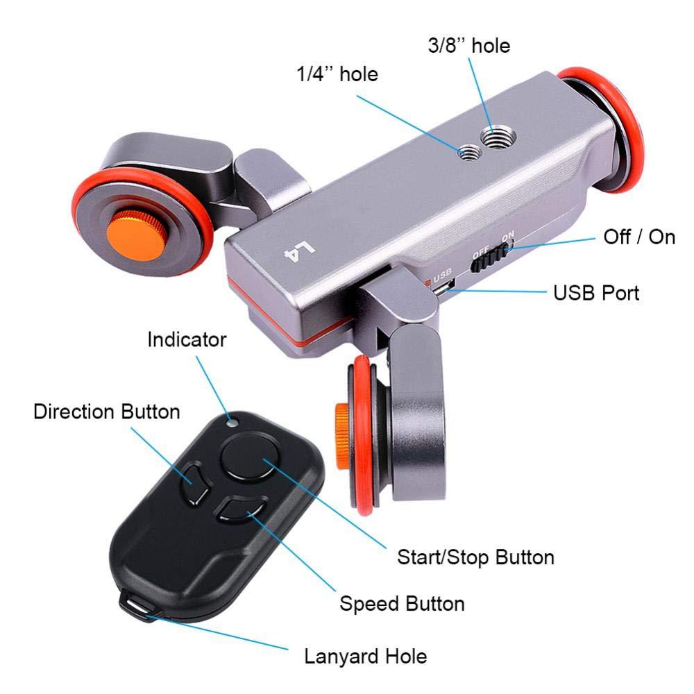 Mini patinete deslizante de pista eléctrica, motor ...