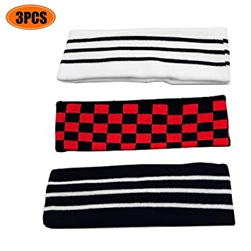 b58a5de39b15b Amazon.com : efoot 3PCS BTS Same Style Elastic Unisex Headband for ...