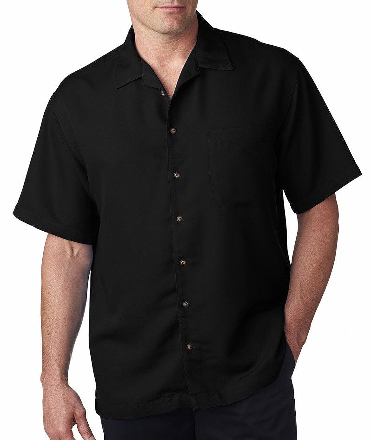 46b8ed3c647d0 UltraClub Men's Cabana Breeze Camp Shirt