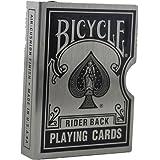 [ ZQION ] マジックの小道具 カルタマジック 金属製 カードのクリップ 【2個セット】