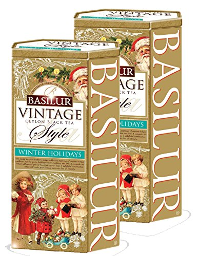 Basilur Vintage Collection Holidays Collectable