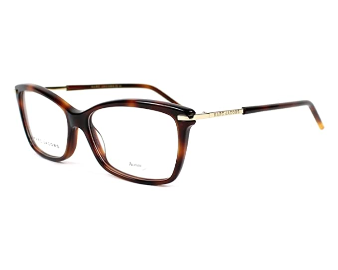 29418c0794 Original New Marc Jacobs MJ Marc 63 05L Havana Brown Frame Round ...