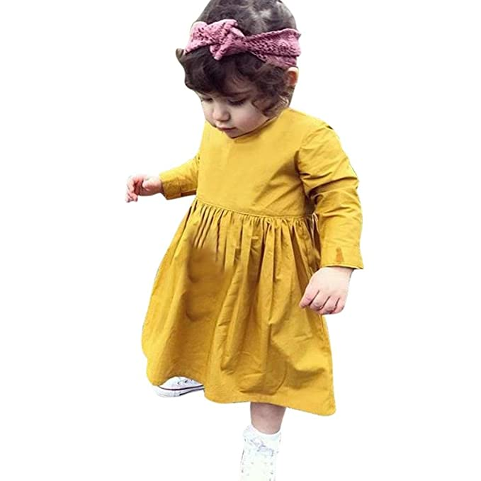 LCLrute New Mode Casual Kleinkind Kinder Baby Mädchen Kleidung ...