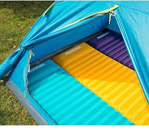 iBasingo - Esterilla hinchable de tipo empuje para acampada ...