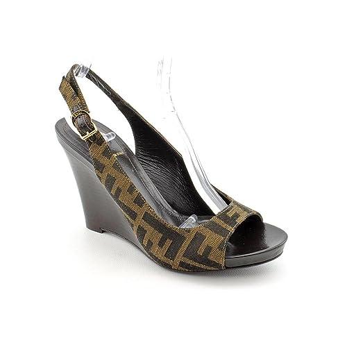wholesale outlet great fit classic shoes Fendi Wedges Women - (8V3791MZYF0QE1) 3 UK: Amazon.co.uk: Shoes & Bags