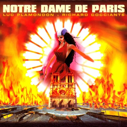 Image result for notre dame de paris comedie musicale