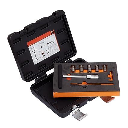 Bahco - Be1315P7 - Jgo Para Rectificar Asientos De Inyectores ... 3959368f519