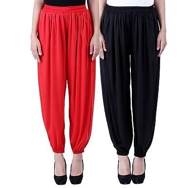 1c644fb1fae NumBrave Women s Kurta(EANHAREMPLAIN RED BLACK Multi Free Size ...