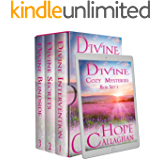 Divine Cozy Mystery Series: 3 Christian Mystery Novels (Divine Cozy Mysteries Box Set Book 1)