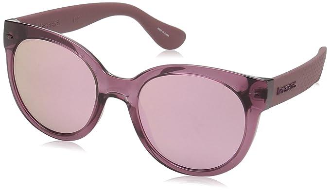 Havaianas Noronha/M Gafas de sol, Multicolor (OPLE BURG), 52 ...