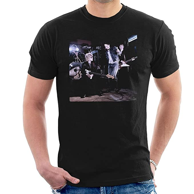 Martyn Goddard Official Photography - U2 On Stage Mens T-Shirt