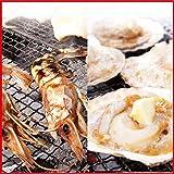 【冷凍】海鮮 詰め合せ 2種 セット 片貝ほたて10枚・赤えび10尾