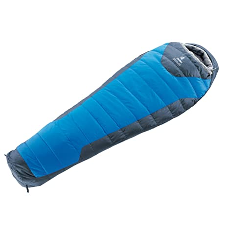 DEUTER Saco de dormir trek lite 250 zip-l imperial blue charcoal 2013