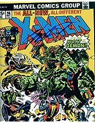 Chris Claremont Signed Autographed Comic Book Cover 8x10 Photo X-MEN COA