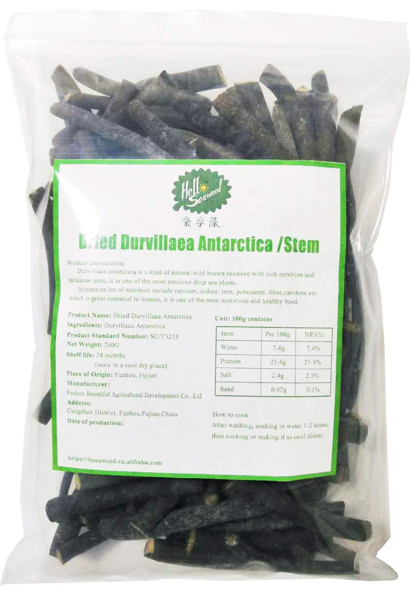 Dried Durvillaea Antarctica Brown Seaweed Food 200g (pack of 7) by Fuzhou Wonderful (Image #2)