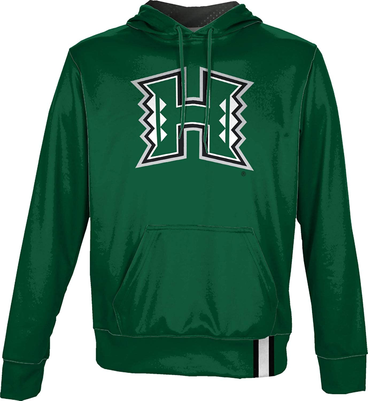 UH ProSphere Women/'s University of Hawaii Solid Hoodie Sweatshirt Apparel