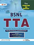 Guide TO BSNL Telecom Technical Assistant (TTA) includes free Practice Paper: Combo (Old Edition)