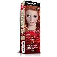 BeautyColor Tintura Permanente 76.44 Ruivo Absoluto, 45 g