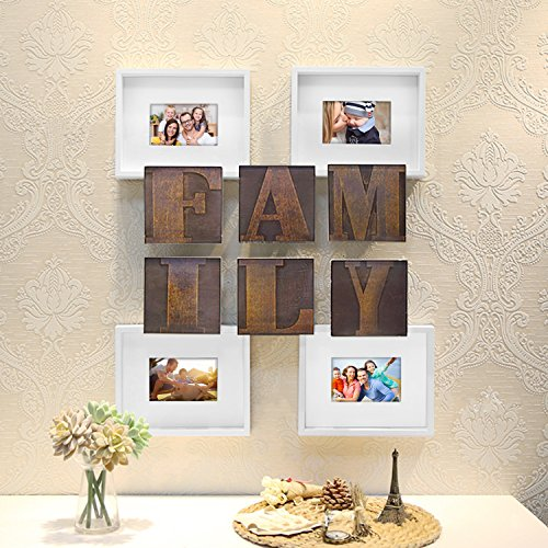 Jerry & Maggie Luxury Family 10 Sets | Photo Frame | Wall De